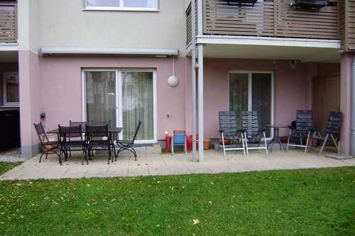 Gepflegte 2-Zimmer-Gartenwohnung im Zentrum von Maria Alm