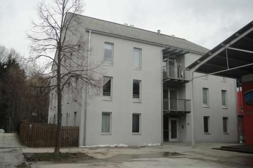 Gemütliche Wohnung mit Gartenanteil in Stadtnähe inkl. PKW-Abstellplatz