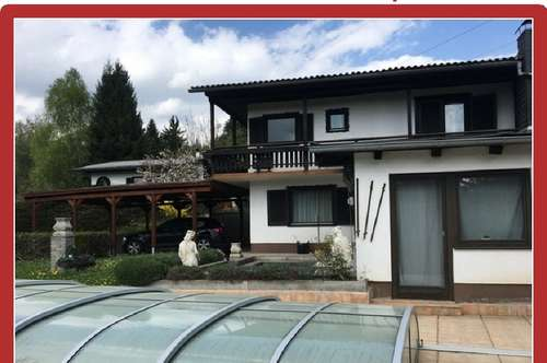 FORSTSEE: Einfamilienhaus in absoluter Ruhelage