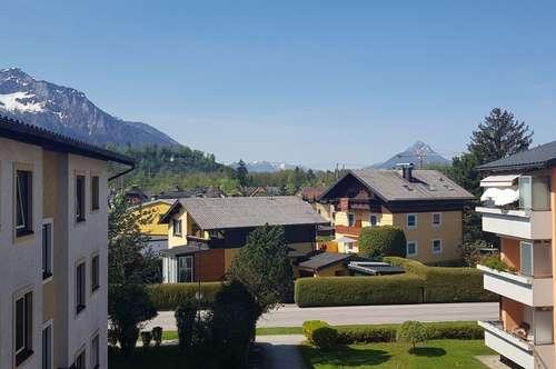 Salzburg/Elsbethen: Familienfreundliche 4-Zi.-Whg. mit Loggia und eigenem PKW-Stellplatz