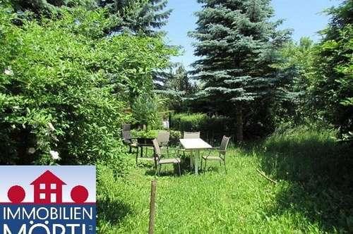 Helle 2 Zimmerwohnung mit Garten und Parkplatz