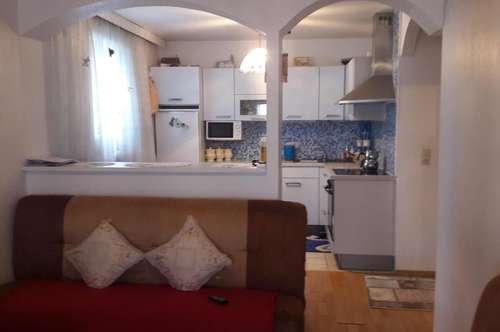 Wohnung mit Loggia 81 m²