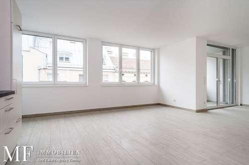 Erstbezug - 3 Zimmer Wohnjuwel im 3. OG mit Terrasse und Loggia