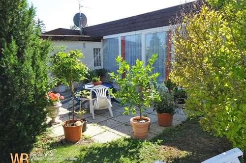 Seehaus am Esterhazysee Trausdorf: 100m² Bungalow mit Garten & Seezugang