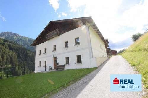 Großes Bauernhaus Navis