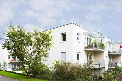 sehr schöne 2 - Zimmerwohnung mit Terrasse in ruhiger Lage