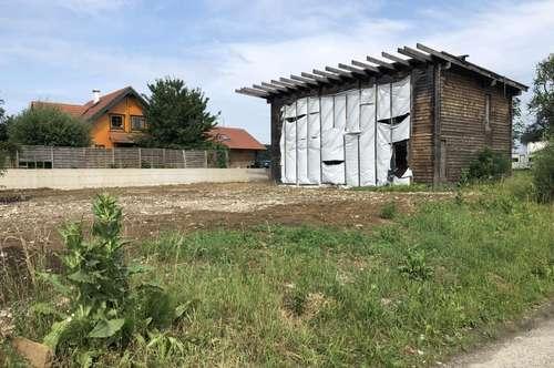 Einfamilienhhaus in Holzriegelbauweise zum Fertigstellen in ST.PÖLTEN/VÖLTENDORF