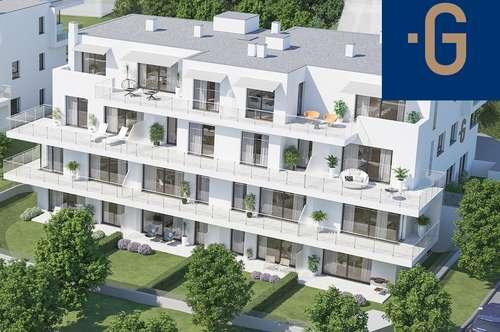 3400, Josef Brenner-Straße, Herrlicher Blick auf Stift Klosterneuburg, 3-Zimmer-Eigentumswohnung