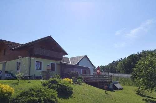 Großzügiges Ein- Mehrfamilienhaus mit 2 Wohneinheiten nahe Gleisdorf