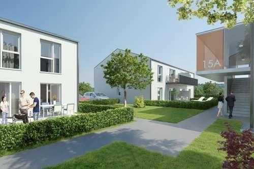 2-Zimmer-Neubauwohnung mit Balkon - gefördertes Darlehen - Provisionsfrei! H15a/ Top 5