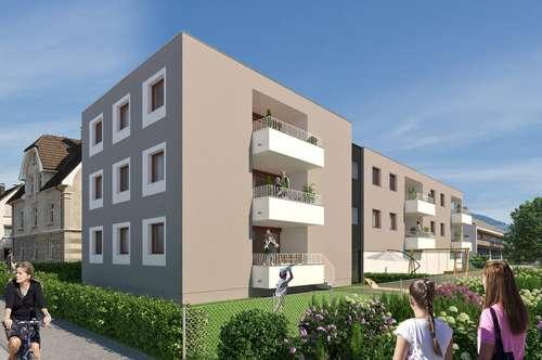 Zentrale 2-Zimmer-Terrassenwohnung I Top 03