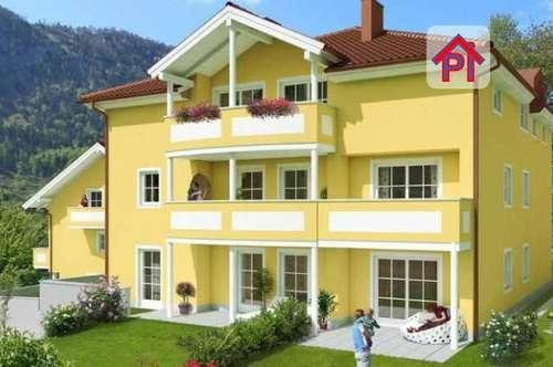 Unterach: 2 Zimmer - Gartenwohnung - Provisionsfrei - TOP 7