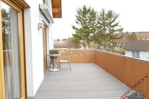 Ruhige 2-Zimmerwohnung mit 20 m2 großer Terrasse - 2485 Wimpassing !