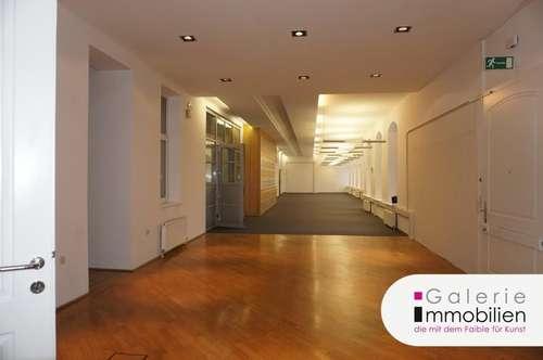 Loft - Wohnung - Büro im Backsteinpalais