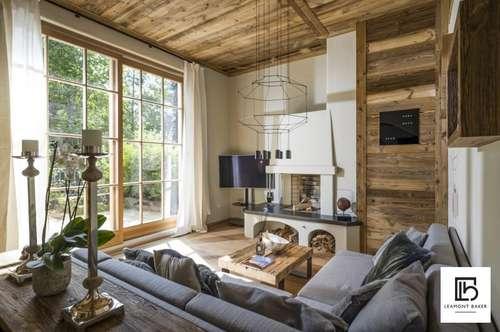 Alpine Suite | Exklusive 2-Zimmer-Eigentumswohnung