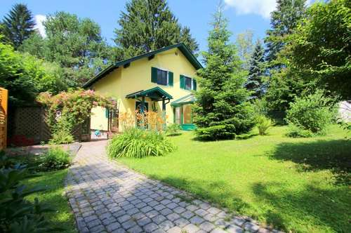 Grünruhelage, sehr guter Zustand, 1.738 m² Grund, Natur-Schwimmteich