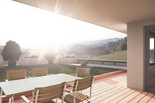 Wohnen am Sonnenhang- Dachterrassenwohnung