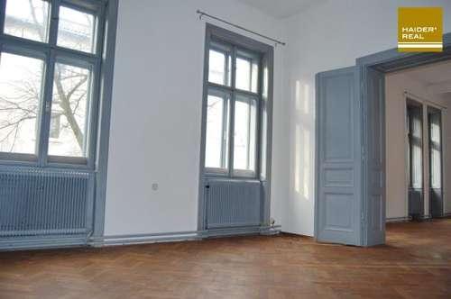 Wohnung im Stadtzentrum und Bahnhofsnähe (neue Fenster)