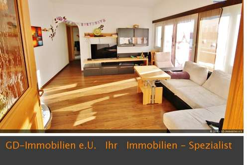 Familiengerechte geräumige Eigentumswohnung in Hopfgarten