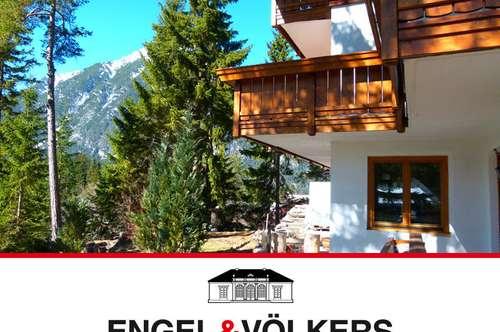 Saniertes Apartmenthaus mit bestem Bergblick