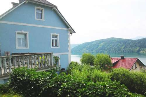 Charmante Villa mit traumhaftem Blick über den Millstätter See
