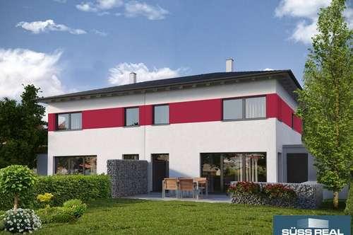 Geförderte Doppelhäuser in Dietach