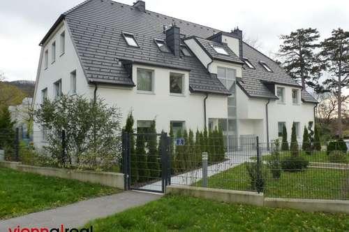 Grünblick - moderne 3-Zimmer Neubauwohnung mit Terrasse und Gartennutzung