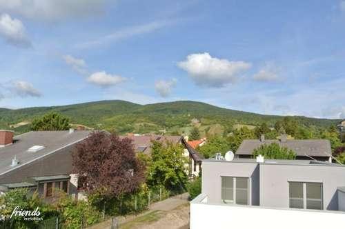 Dachgeschosswohnung mit 54 m² Terrasse