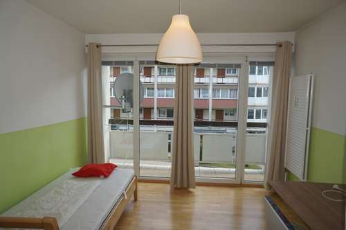Möbliertes Studentenzimmer in zentraler Lage - Furnished room centrally located