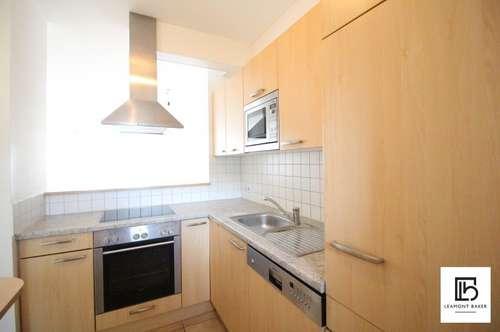 3-Zimmer-Wohnung mit Loggia in Parknähe