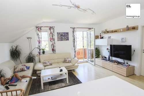 Sonnige 2,5 Zimmer Wohnung am Ortsrand von Mondsee zu mieten