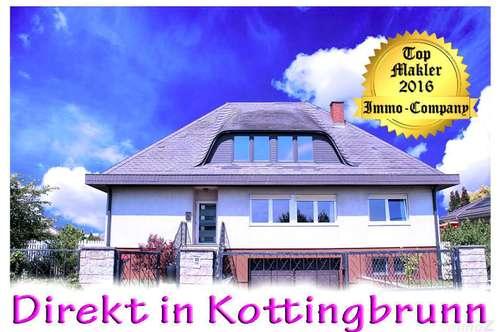 Kottingbrunn / Großes Landhaus, ca. 210qm Wnfl. & 823qm Grundfläche, sucht neue Besitzer! Tolle Ruhelage!