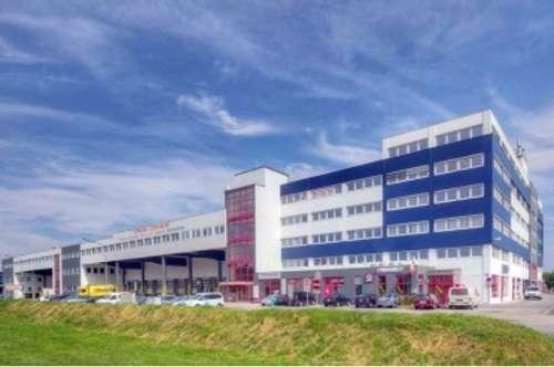 Bürocenter B17 Bauteil 1 und 2 Büro-, Lager- und Logisitikflächen
