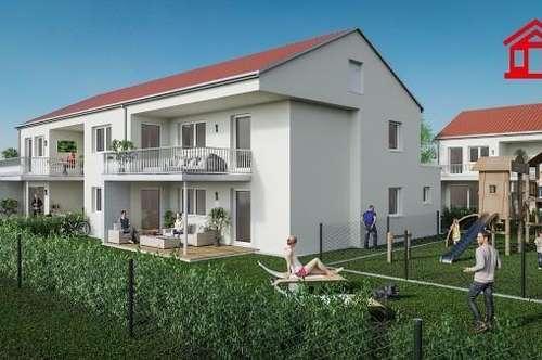 Sonnige Eigentumswohnung in Wundschuh Top 4 / BK1