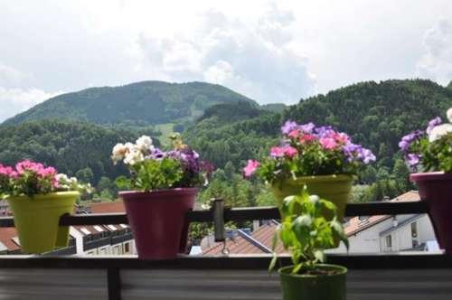 Sonnige Miet-Kauf Wohnung Zell/Arzberg