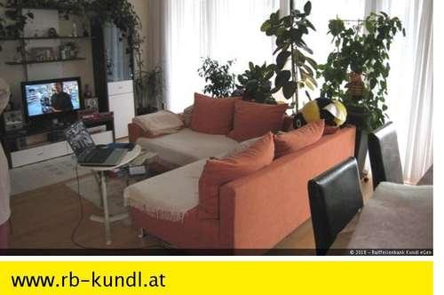 KUNDL Zentrumsnah - Moderne, sehr helle 3-Zimmer-Wohnung mit großem West-Balkon zur MIETE