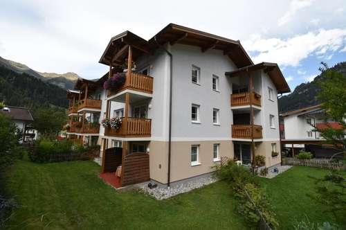 Geförderte 3-Zimmerwohnung im Erdgeschoß mit hoher Wohnbeihilfe mit Terrasse und Carport