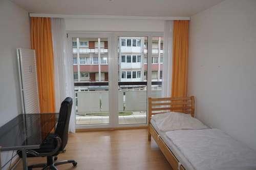Möbliertes Studentenzimmer in zentraler Lage - Furnished room centrally located