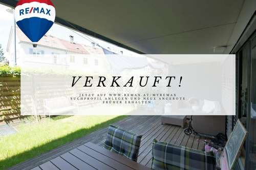 Tolle 3-Zimmer Gartenwohnung in Bregenz zu verkaufen!