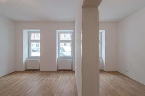 ++NEU++ TOP-sanierter 2-Zimmer EG-ERSTBEZUG, gute Ausstattung, perfekt für Pärchen oder Anleger!