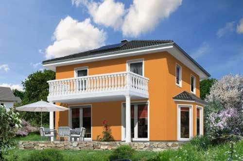 Town & Country Haus, Ziegel-Massiv, Die Stadtvilla 126 sonnige, ruhige Lage in Mamling bei Braunau