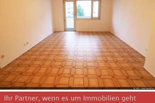 100 m² sanierte Familienwohnung mit großer Loggia, in zentraler, verkehrsberuhigter Lage!