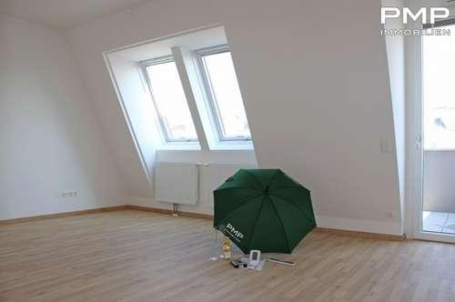 Erstbezug, 2 Zimmer mit Balkon