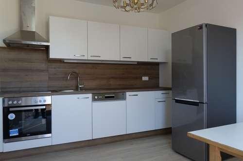 Neu renovierte Wohnung, Erstbezug