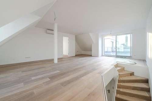 ++ -10% PROVISIONSRABATT ++ Hochwertige 3-Zimmer DG-Maisonette, Erstbezug, riesige Dachterrasse! 2 Bäder, komplett sanierter Altbau!