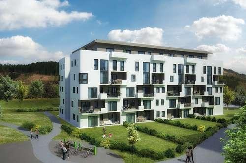 Landsitz Villach 2-Zimmer Penthaus