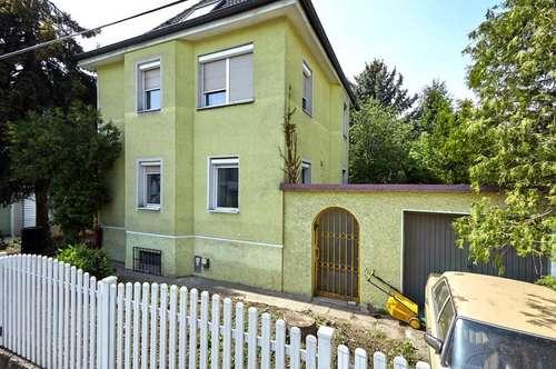 Sanierungsbedürftiges Wohnhaus in Linz!