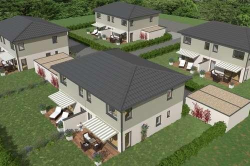 8 Doppelhaushälften inkl. großzügigen Grundstücken - Wohnen in Zentrumsnähe
