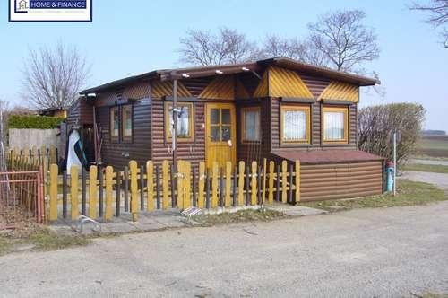Mobilheim auf Dauerpachtgrund am Zicksee