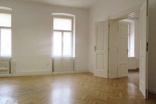 Aussergewöhnliche Altbau-Wohnung, zentral in Baden
